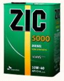 ZIC 5000 моторное масло