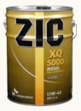 ZIC XQ 5000 15W-40 моторное масло