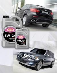 Моторное масло megol motorenoel COMPATIBLE SAE 5W-30