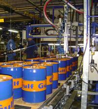 Gulf oils