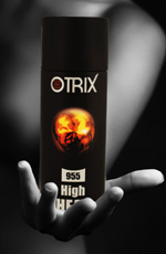 Высокотемпературная эмаль OTRIX 955
