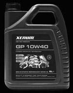 Xenum GP 10w40 графитовое полусинтетическое масло высшего класса для любых типов двигателей