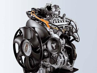 Экологичные двигатели для грузовиков