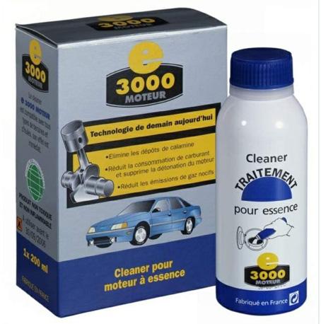 Комплексный очиститель топливной системы бензиновых двигателей Энергия 3000