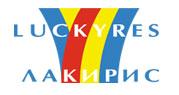 Лакирис логотип