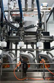 Линия по розливу моторных масел G-Energy