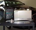 Установка Xenum I-Flux для очистки EGR-клапана дизельного двигателя