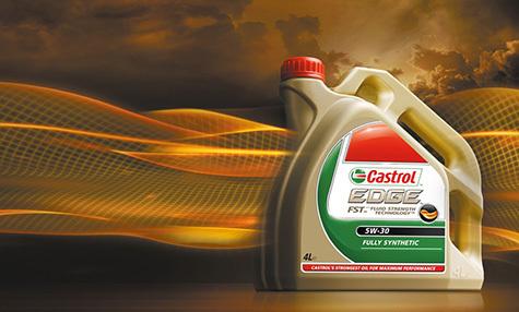 Castrol EDGE 5W-30 синтетическое моторное масло