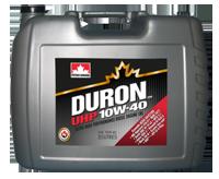 Duron UHP 10W-40 синтетическое моторное масло для дизельных двигателей