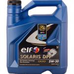 Прорыв вбудущее: ELF SOLARIS FE5W-30— масло для двигателей завтрашнего дня