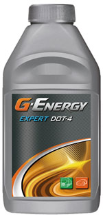 Компания «Газпромнефть-смазочные материалы» начала производить тормозную жидкость под брендом G-Energy