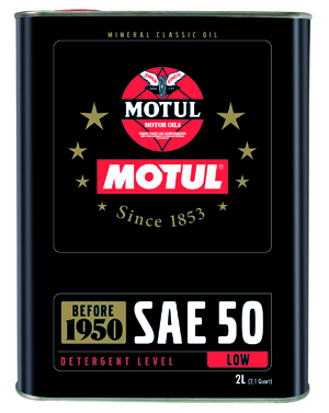 Моторное масло MOTUL Classic SAE-50