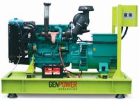 дизельные генераторы Genpower GVP 94