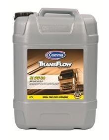 Моторное масло TransFlow компании Comma