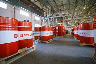 Турбинное масло ЛУКОЙЛ Т46 для компрессорного оборудования Siemens