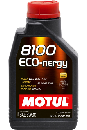 Моторное масло Motul 8100 Eco-nergy 5w30 1л