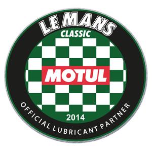 Le Mans Classic logo