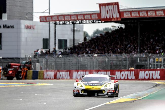 Corvette C7.R Larbre Competition 24 Hours of Le Mans 2015
