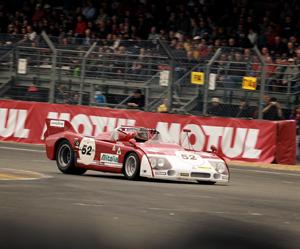 MOTUL празднует свое прошлое, настоящее и будущее вместе с Le Mans Classic