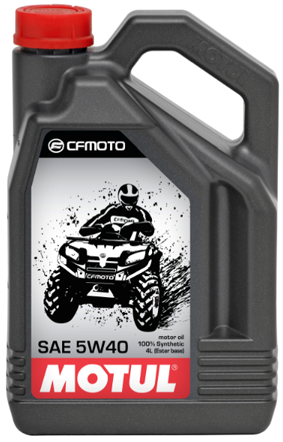 Motul CFMoto SAE 5W40