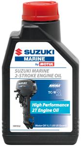 Motul Suzuki Marine 2T масло для современных 2-х тактных подвесных лодочных двигателей