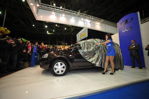Мир Автомобиля 2013
