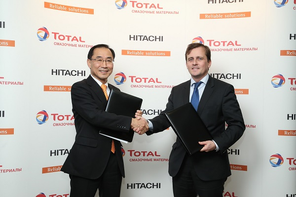 TOTAL Hitachi